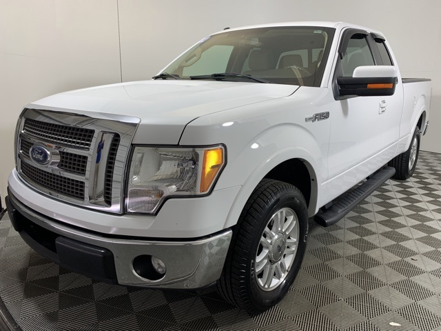Pre-Owned 2012 Ford F-150 Lariat RWD Standard Bed