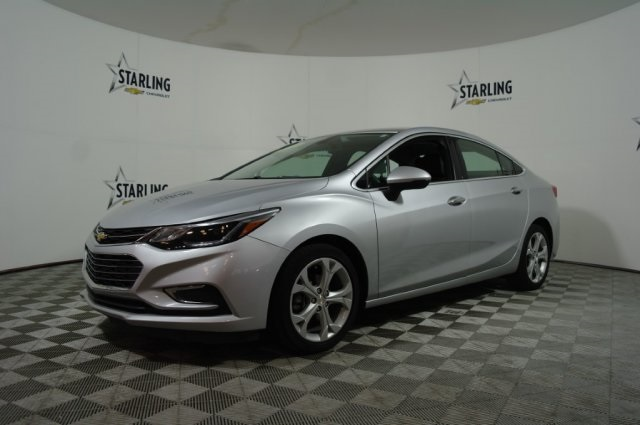 Pre-Owned 2017 Chevrolet Cruze Premier FWD 4D Sedan