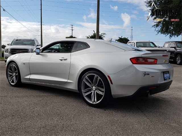 Certified Pre-Owned 2018 Chevrolet Camaro 1LT