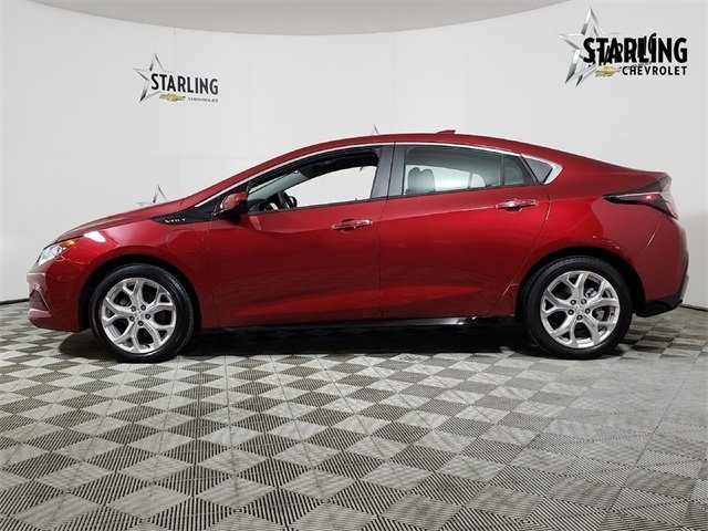 Certified Pre-Owned 2018 Chevrolet Volt Premier