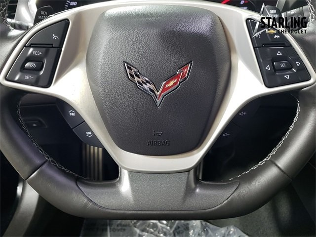 Certified Pre-Owned 2017 Chevrolet Corvette Grand Sport