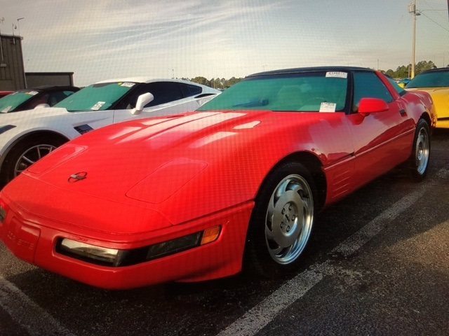 Pre-Owned 1994 Chevrolet Corvette Base
