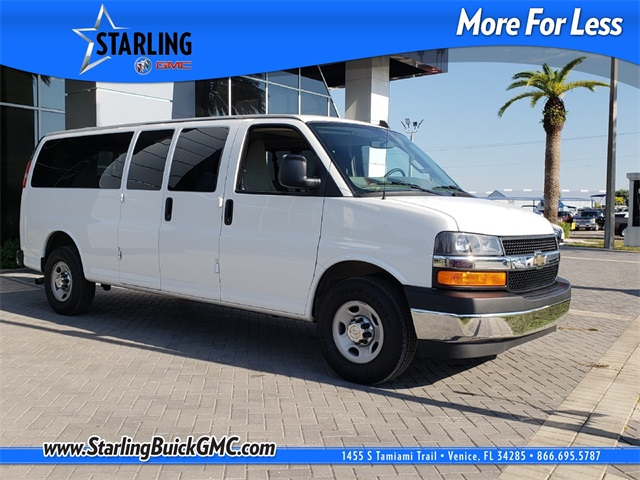 Certified Pre-Owned 2017 Chevrolet Express 3500 LT