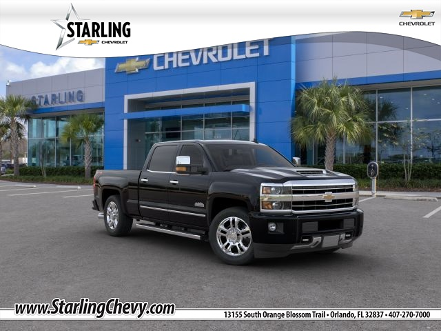 New 2019 Chevrolet Silverado 2500HD High Country