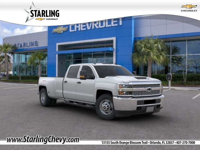 New 2019 Chevrolet Silverado 3500HD Work Truck
