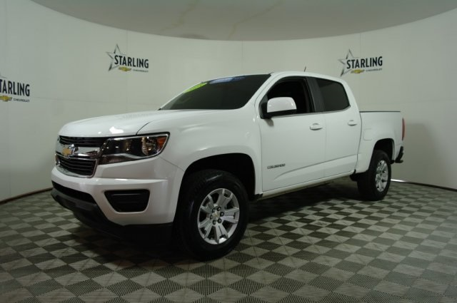 Certified Pre-Owned 2018 Chevrolet Colorado LT RWD 4D Crew Cab