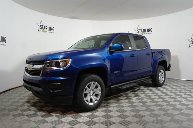 New 2019 Chevrolet Colorado LT RWD 4D Crew Cab