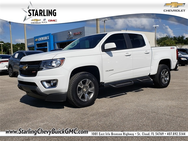 New 2020 Chevrolet Colorado Z71