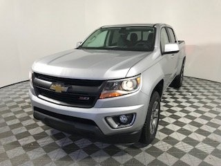 New 2018 Chevrolet Colorado Z71 RWD 4D Crew Cab