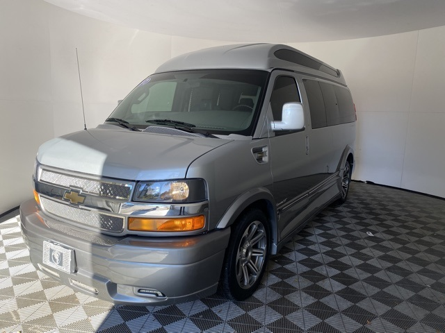 Pre-Owned 2017 Chevrolet Express 2500 Van