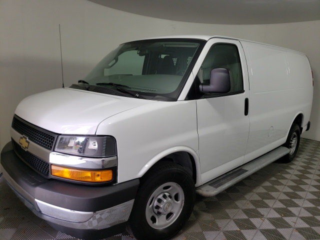 Pre Owned 2018 Chevrolet Express 2500 Work Van 3d Cargo Van In St