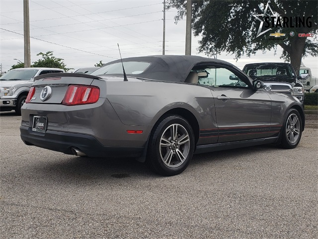 Pre-Owned 2010 Ford Mustang V6 Premium