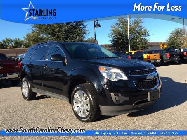 Pre-Owned 2011 Chevrolet Equinox LT FWD 4D Sport Utility
