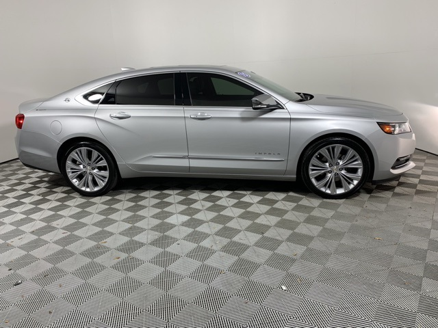 Certified Pre-Owned 2015 Chevrolet Impala LTZ