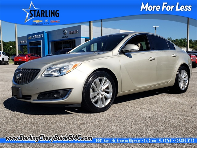 Pre-Owned 2014 Buick Regal Turbo