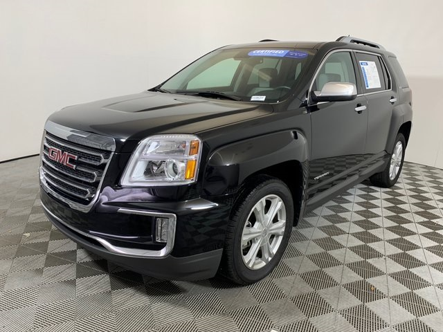 Pre-Owned 2016 GMC Terrain SLT FWD 4D Sport Utility