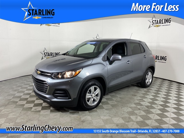 Certified Pre-Owned 2020 Chevrolet Trax LS