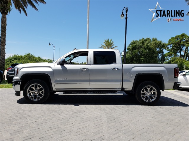 New 2018 GMC Sierra 1500 SLT