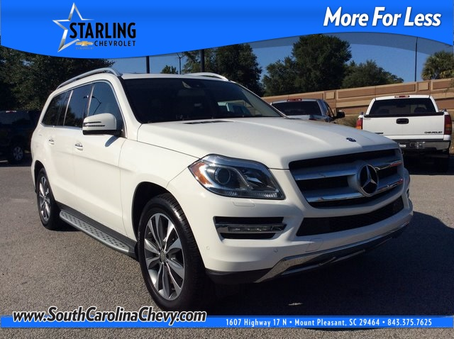 Pre-Owned 2016 Mercedes-Benz GL-Class GL 350