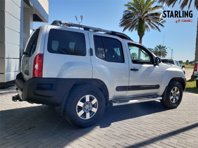 Pre-Owned 2012 Nissan Xterra PRO