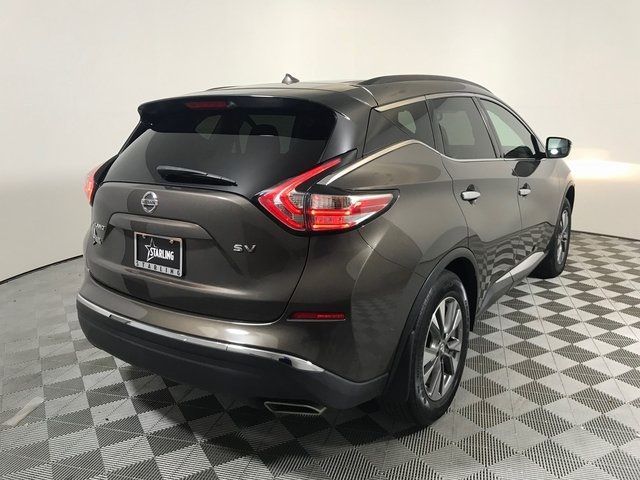 Pre-Owned 2015 Nissan Murano SV