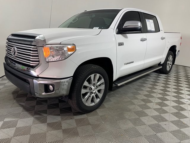 Pre-Owned 2015 Toyota Tundra Limited RWD 4D CrewMax