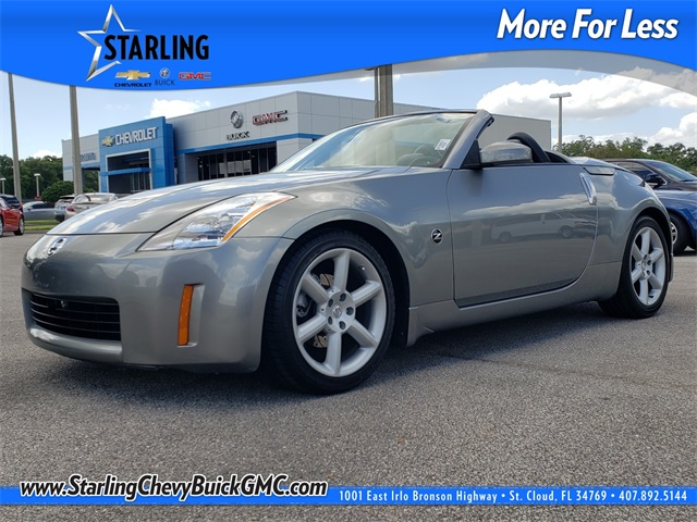 Pre-Owned 2005 Nissan 350Z Touring