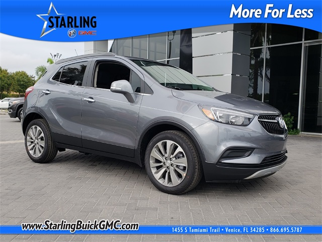 New 2019 Buick Encore Preferred 4d Sport Utility In St Cloud