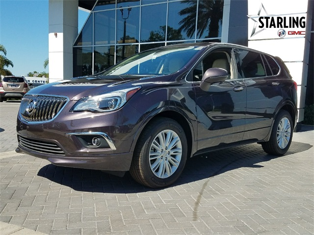 New 2018 Buick Envision Preferred