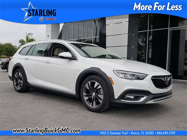 New 2019 Buick Regal Tourx Essence 5d Wagon In St Cloud K1016854