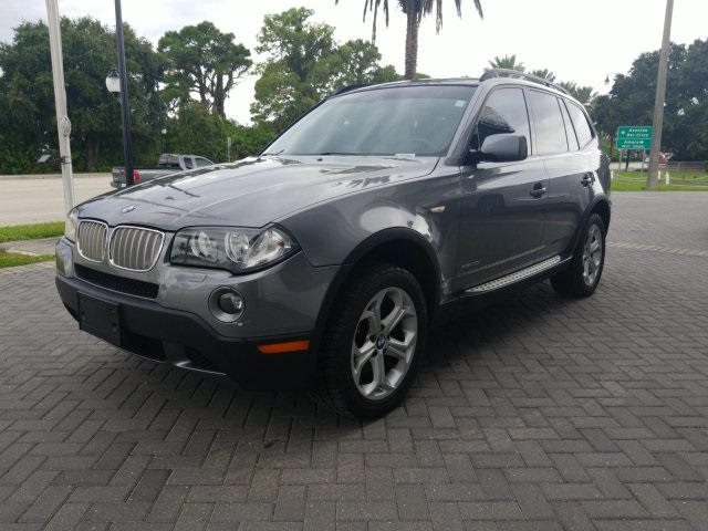 Pre-Owned 2009 BMW X3 xDrive30i