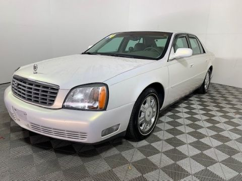 Pre-Owned 2004 Cadillac DeVille Base