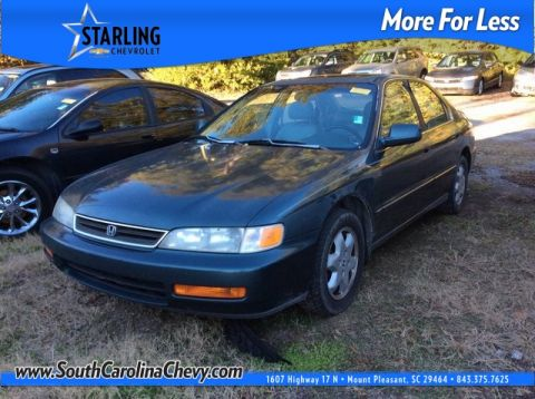 Pre-Owned 1996 Honda Accord EX
