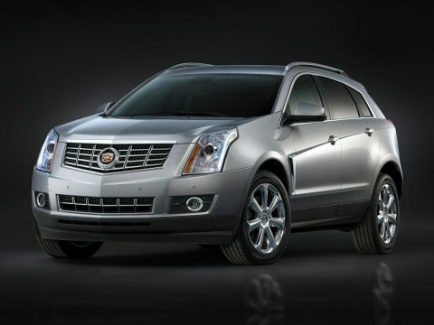 Pre-Owned 2016 Cadillac SRX Standard