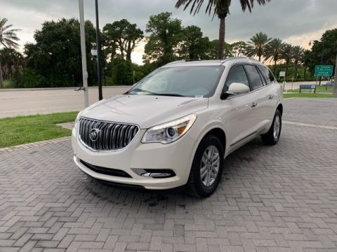 Certified Pre-Owned 2015 Buick Enclave Convenience Group