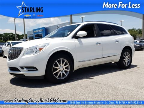 Certified Pre-Owned 2016 Buick Enclave Leather Group