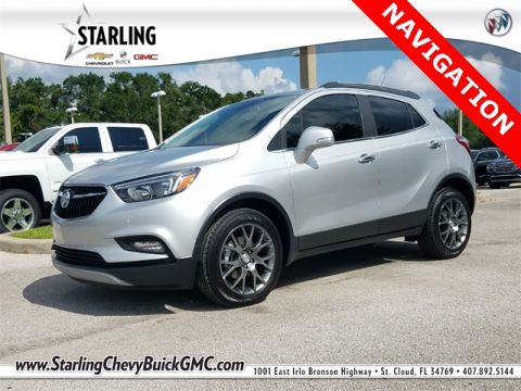 Pre-Owned 2018 Buick Encore Sport Touring