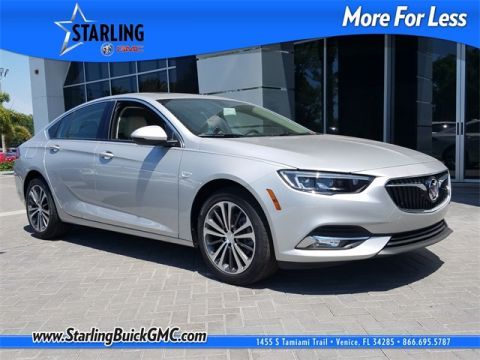 New 2018 Buick Regal Preferred