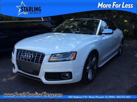 Pre-Owned 2012 Audi S5